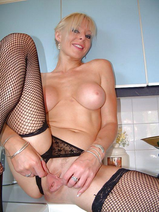 British Milf Amber Leigh