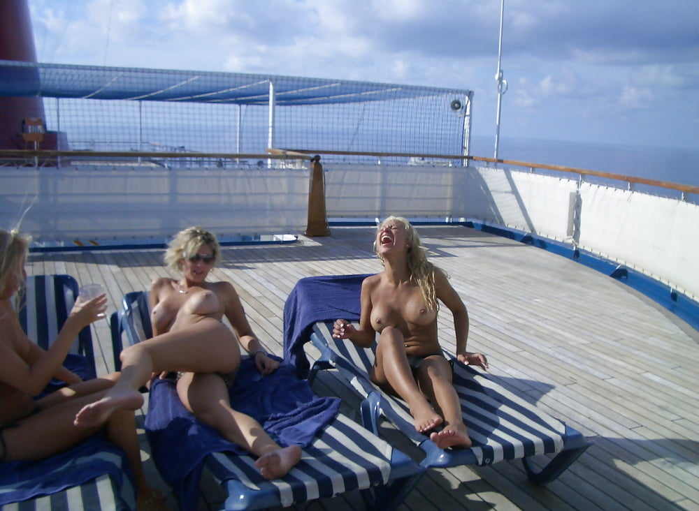Went on a naked cruise — img 14