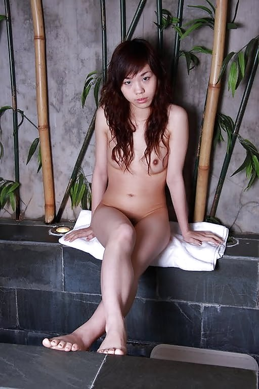 Watch hong kong fully wet pussy dripping cum nude model white tiger