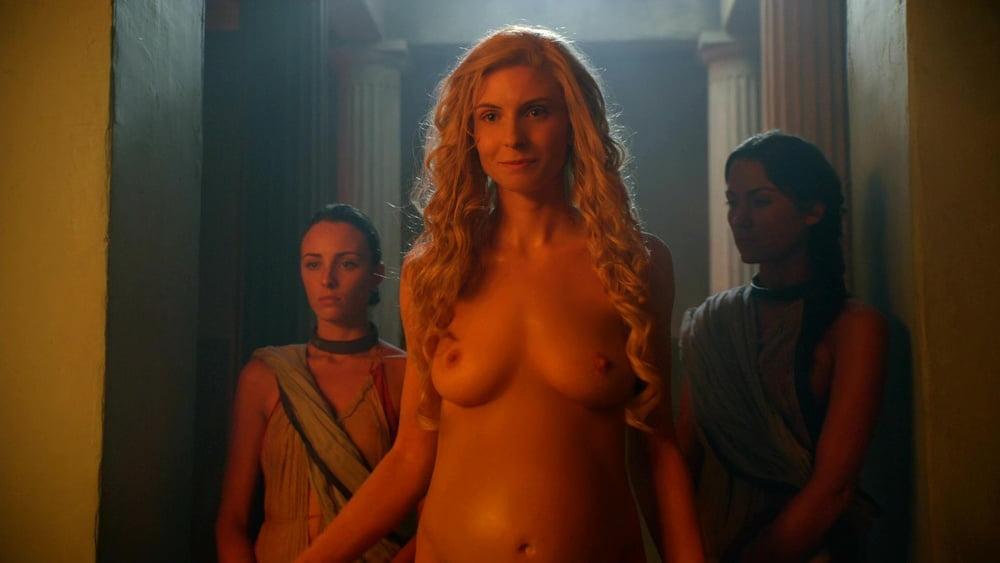 Viva Bianca Nudity in Spartacus TV Show! - 21 Pics