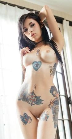 Tattoo nude Tattoo videos