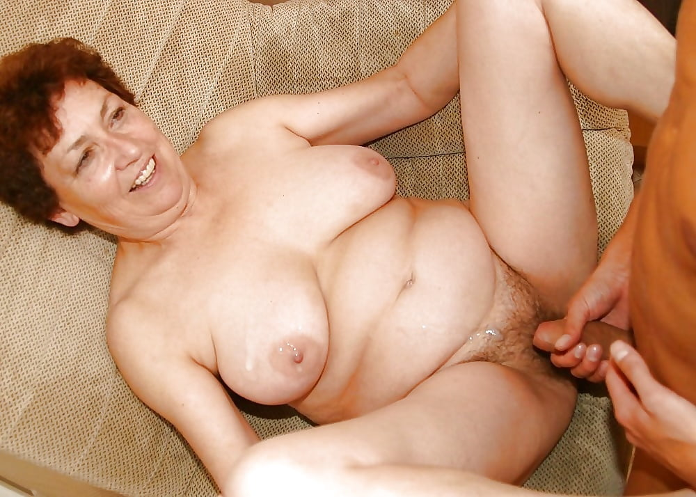 Nude grandmother fuck — photo 14
