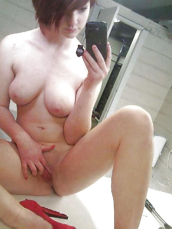 Naked girl masterbate selfie, jennifer love hewitt boob size