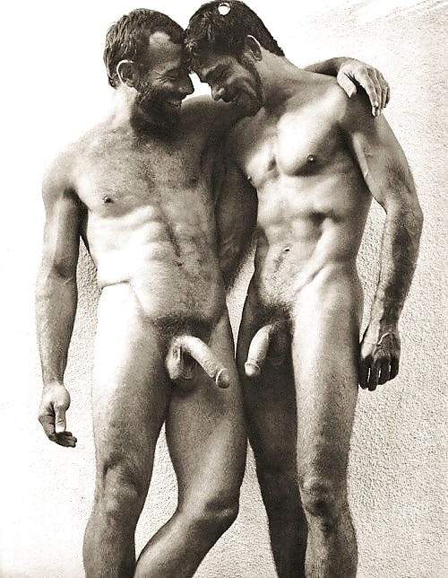 ретро фото голых мужчин того, чтобы