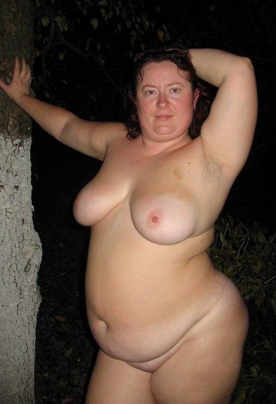 толстые голые бабы в деревне - 8