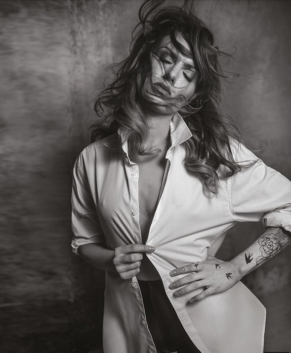 Gabriela Koukalova ( Biathlon ) Playboy - 8 Pics