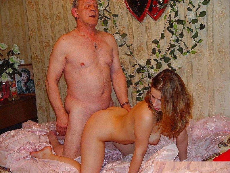 Порно Відео Старі З Молодими