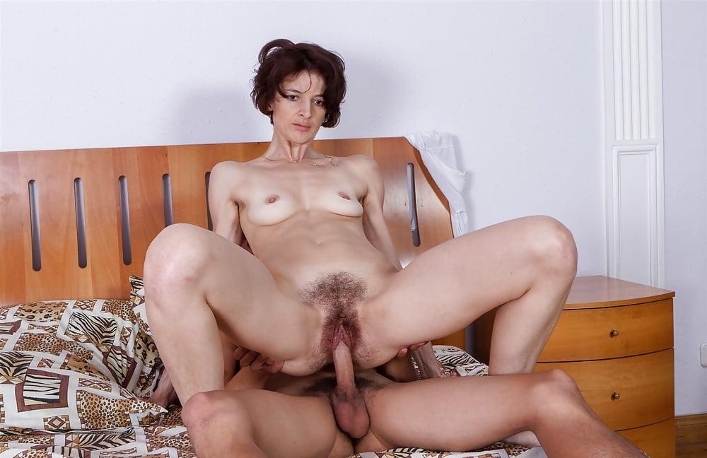 Porno hairy moms fuck boys