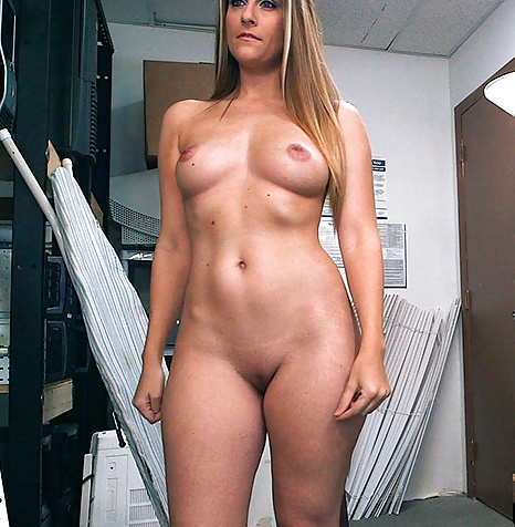 Busty milf at work-1631