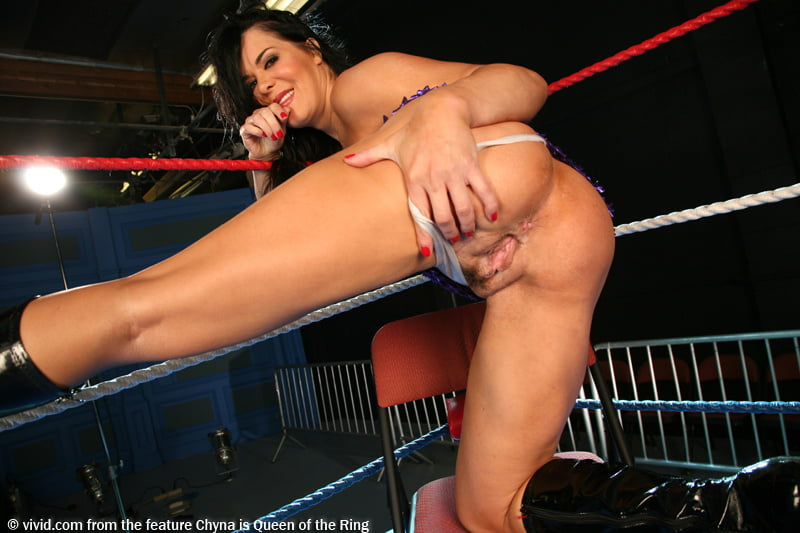 Watch chyna is queen of the ring
