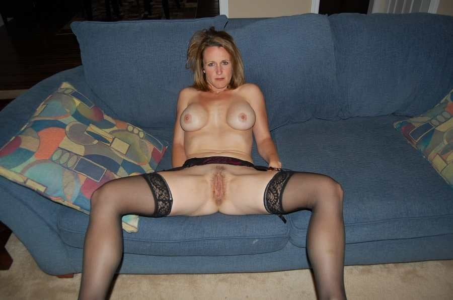 Drunk Mom In Pantyhose