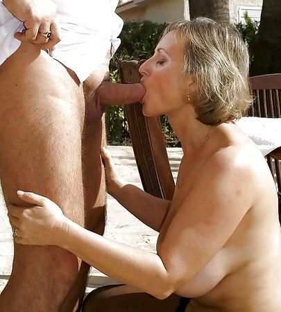 Man giving female orgasm video
