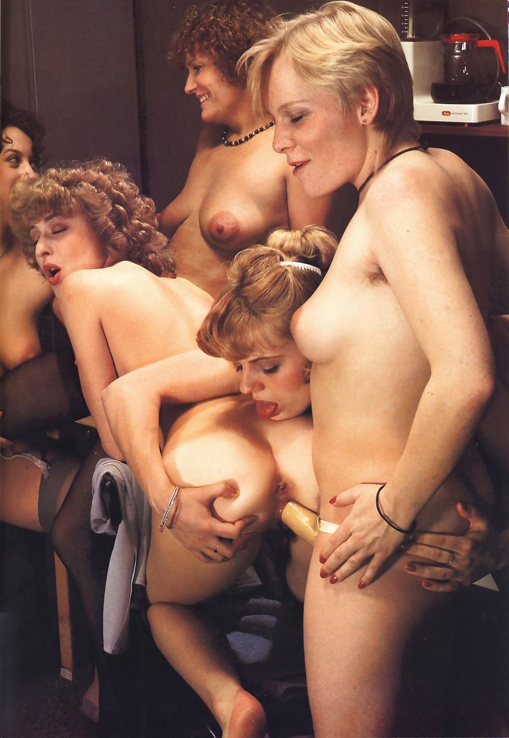 ретро фильмы лесбиянки порно - 3