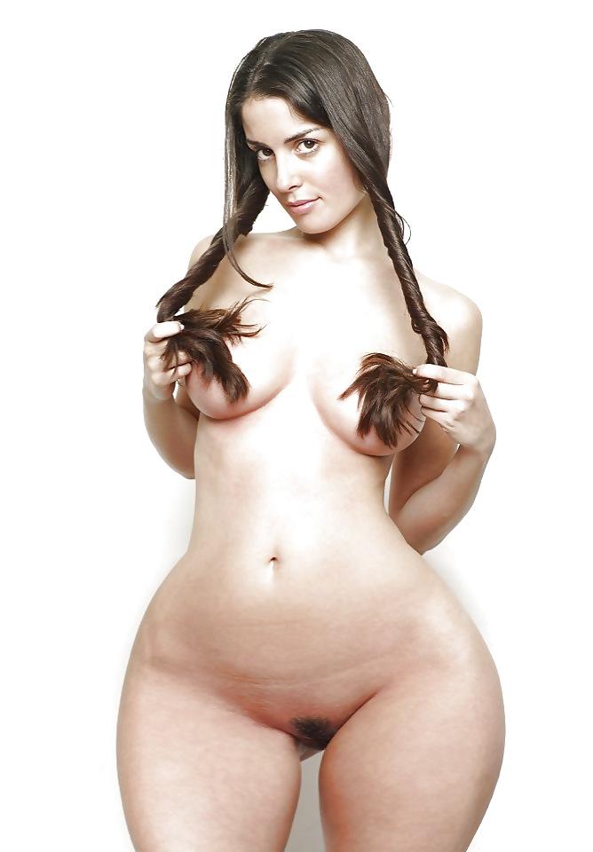 Nude Wide Hips Small Waist Big Butt