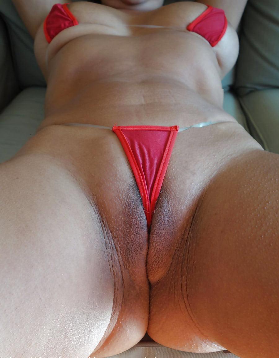 Black red girl pussy camel toe 10