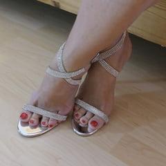 Selena's Feet