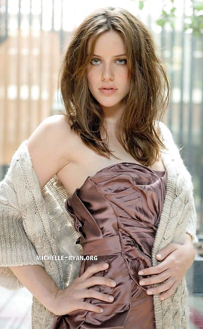 Michelle ryan fakes with you