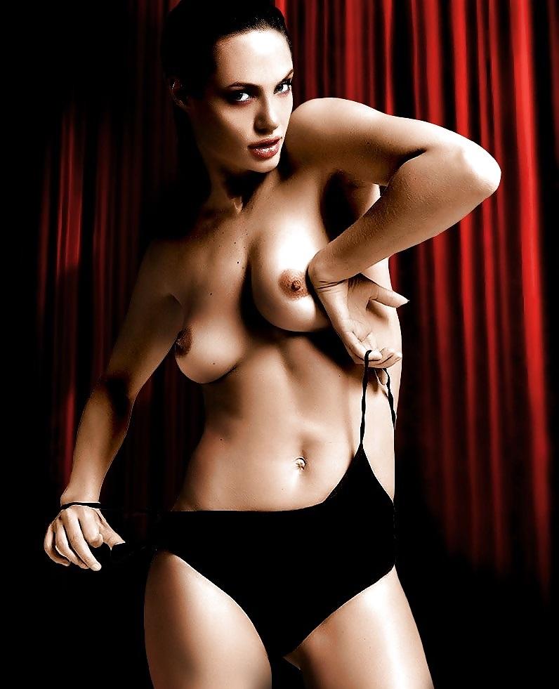 Angelina jolie masterbating pics, total droma iland porn