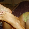 Wifes Sexy Feet And Ass