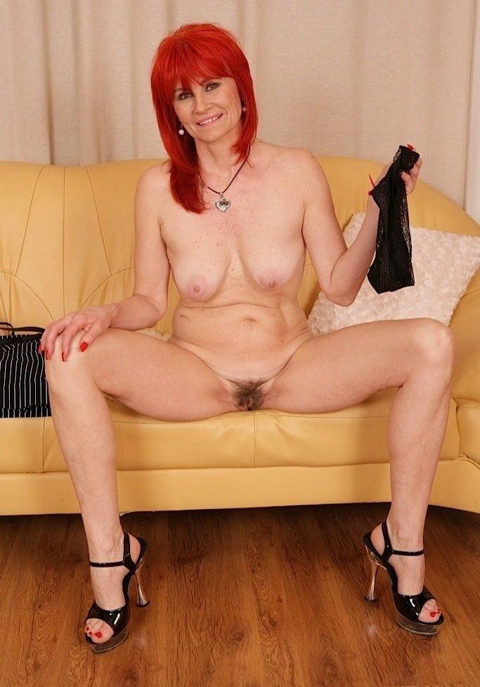 foxy-mature-redhead