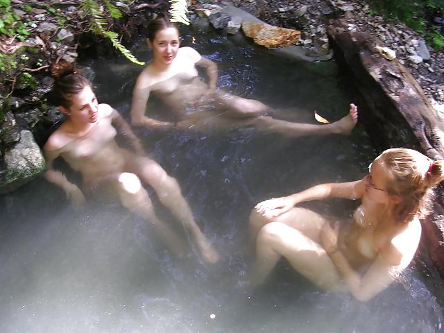 Nude hot springs ar