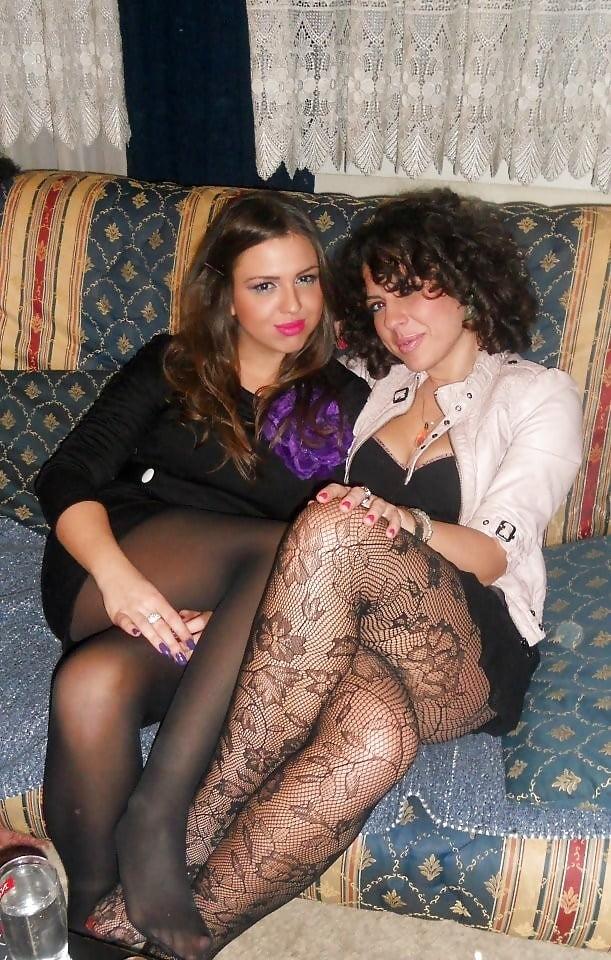 Persian women in pantyhose — img 6