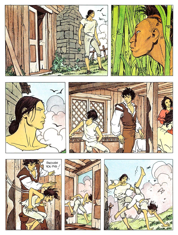 Indian sex comic