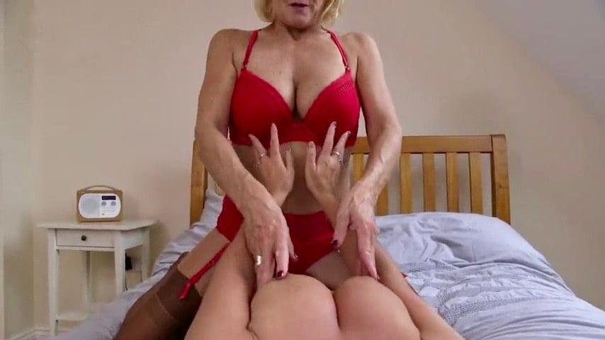 Big tit lesbian milf-6954