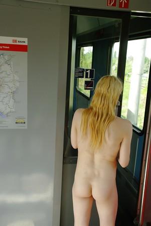 Nackt Zug