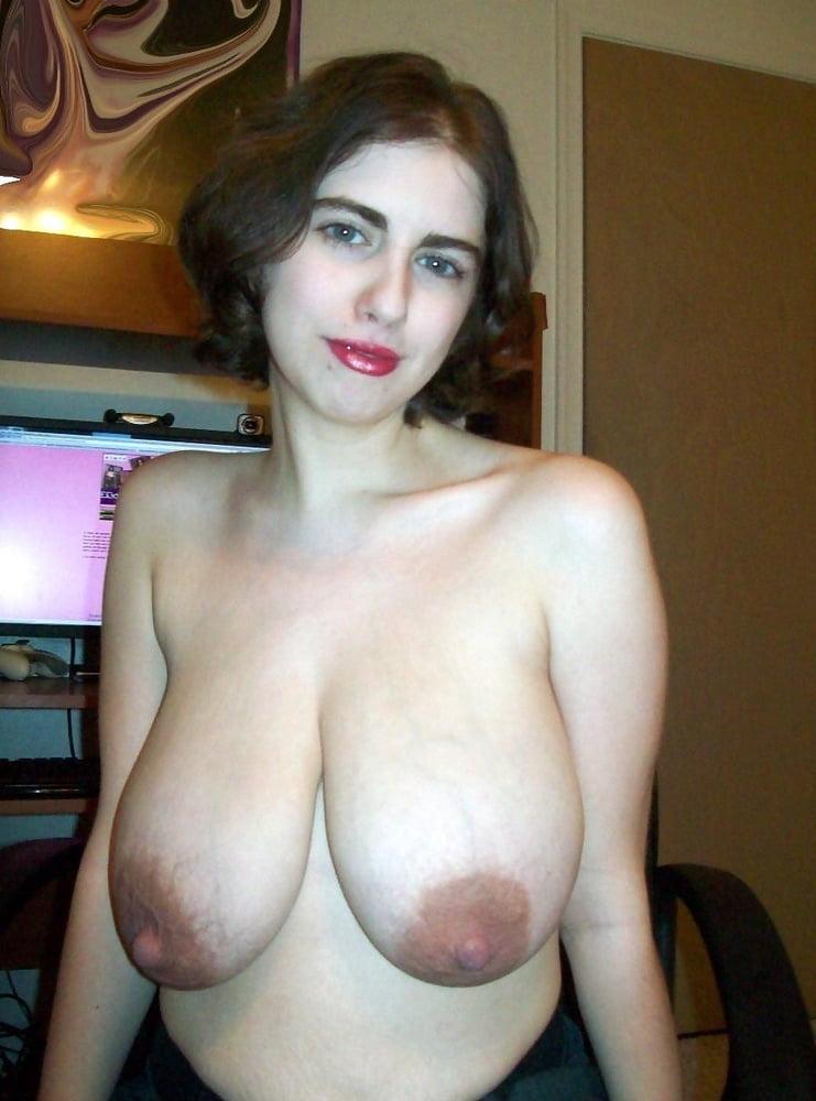 Фото голых зрелых женщин с большой грудью и большими сосками 6
