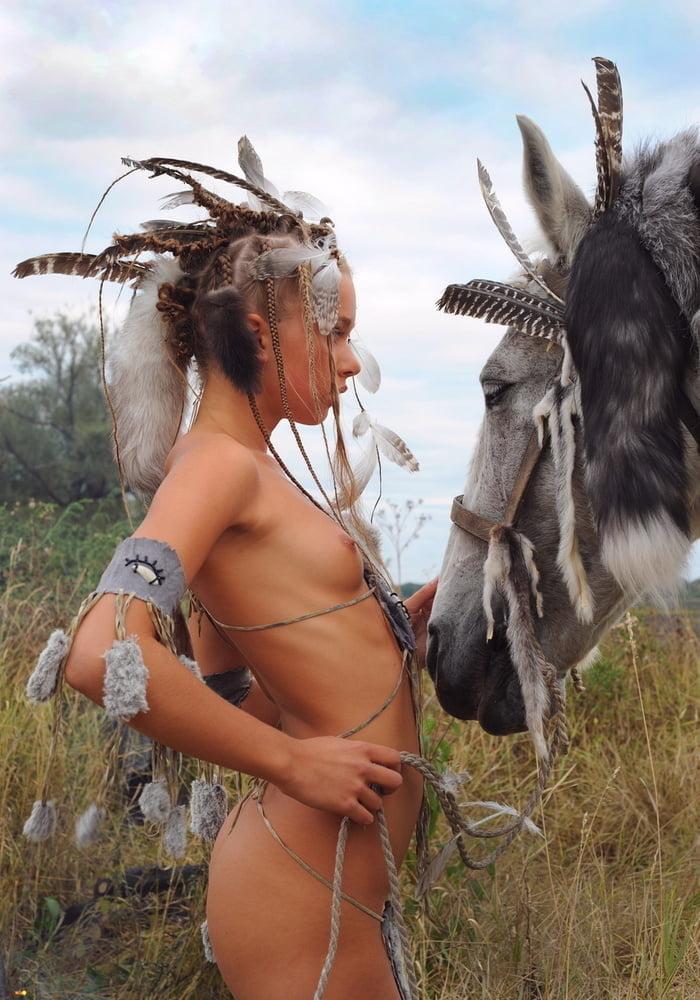 молодежное секс индейцев последнюю