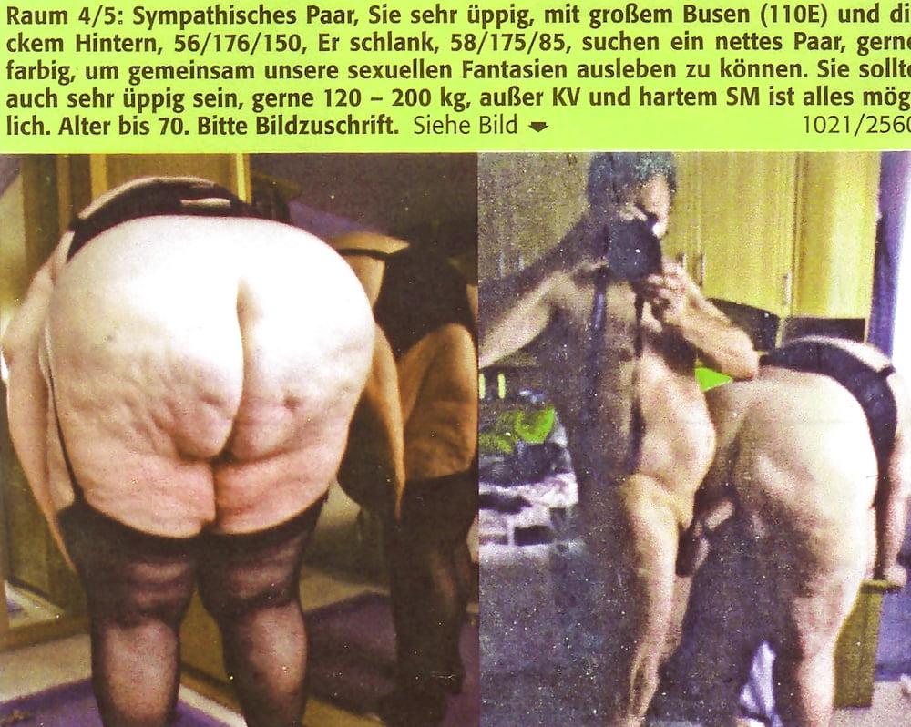 German mature couple sex