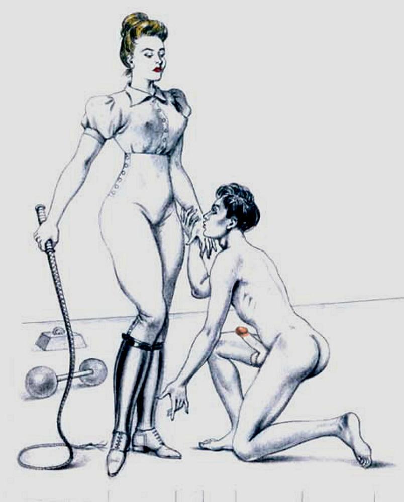 Показывают девкам строгая домоуправительница бдсм рисунки девушки пентхаус-эротика порно