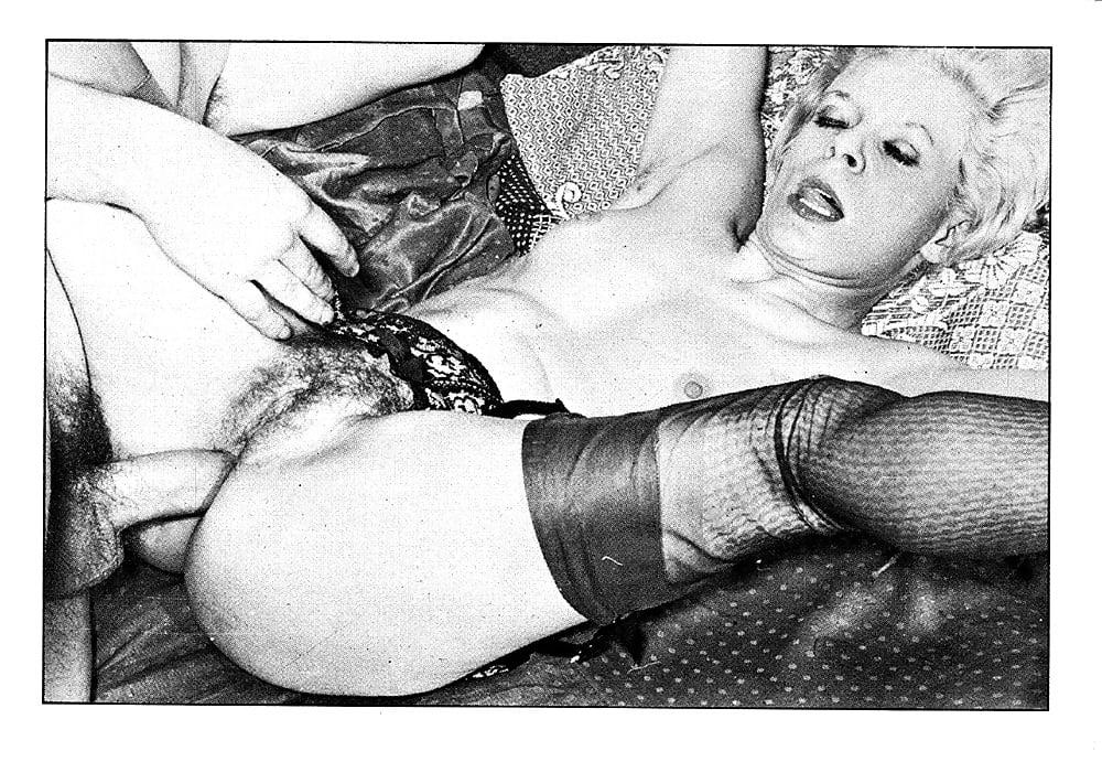 Vintage black and white porn movies — photo 12