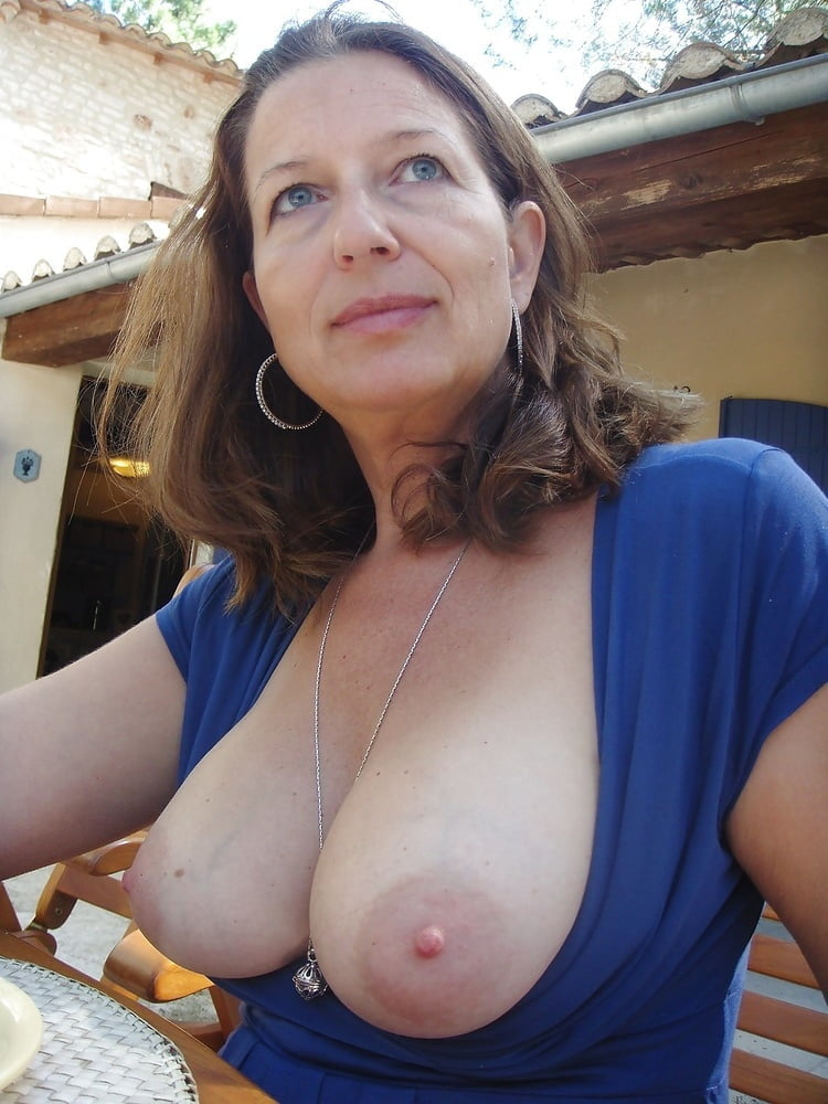 Nude perfect breasts