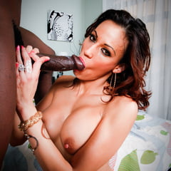 Sensual Latina Layla Rivera Squats On Giant Dick