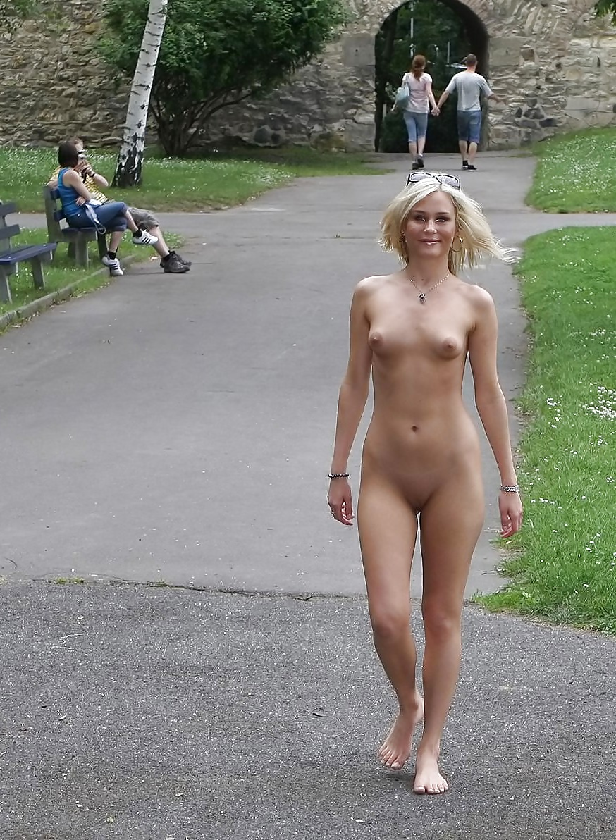 Student nude sister in public strip lights topless