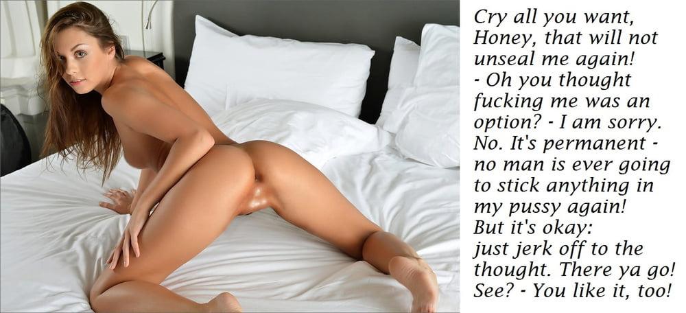 SEALED UP GIRLS (censored fetish) 002 - CAPTIONS - 8 Pics