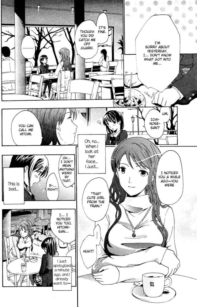 Lesbian Manga 34-chapter 1 - 24 Pics