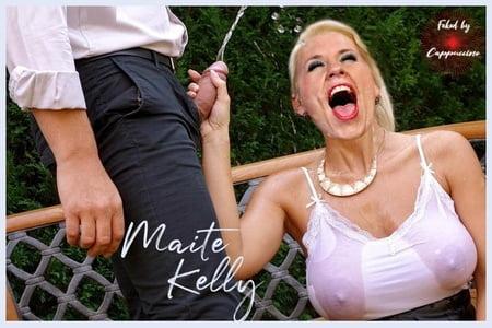 Nude maite kelly Maite Kelly