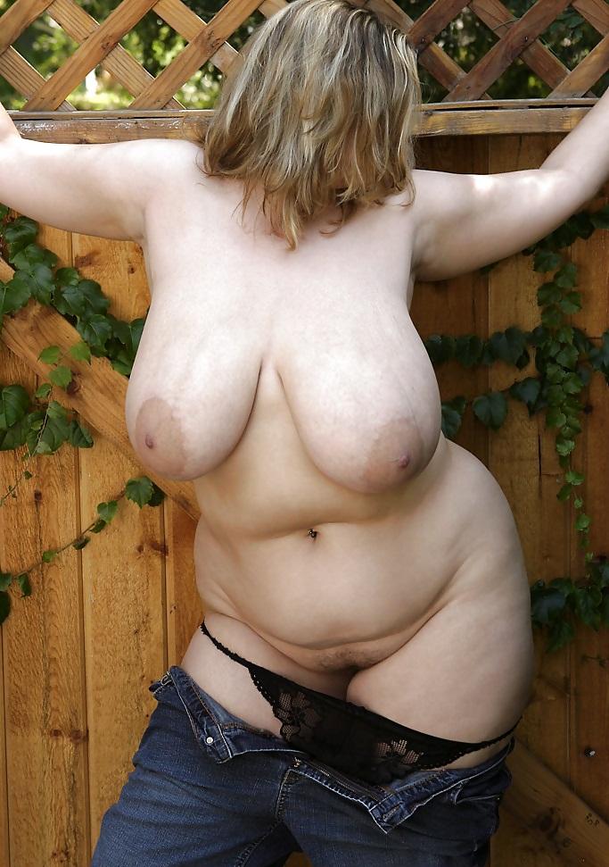 фото огромных сисек толстушек