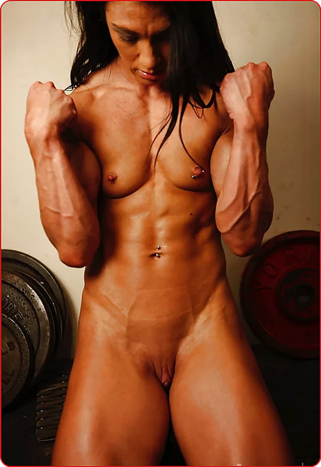 Selfshot naked musclegirl, naked air force guys
