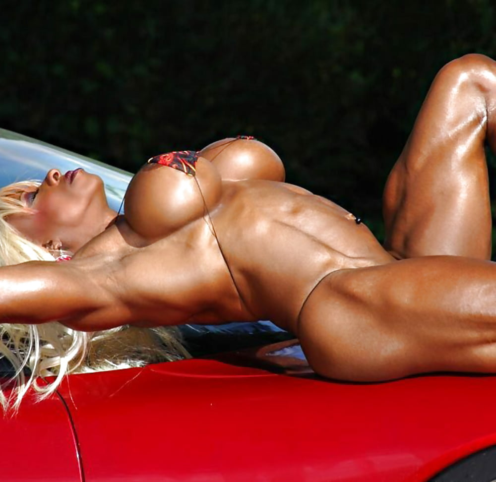 Female Bodybuilders Fetish Photo Clips