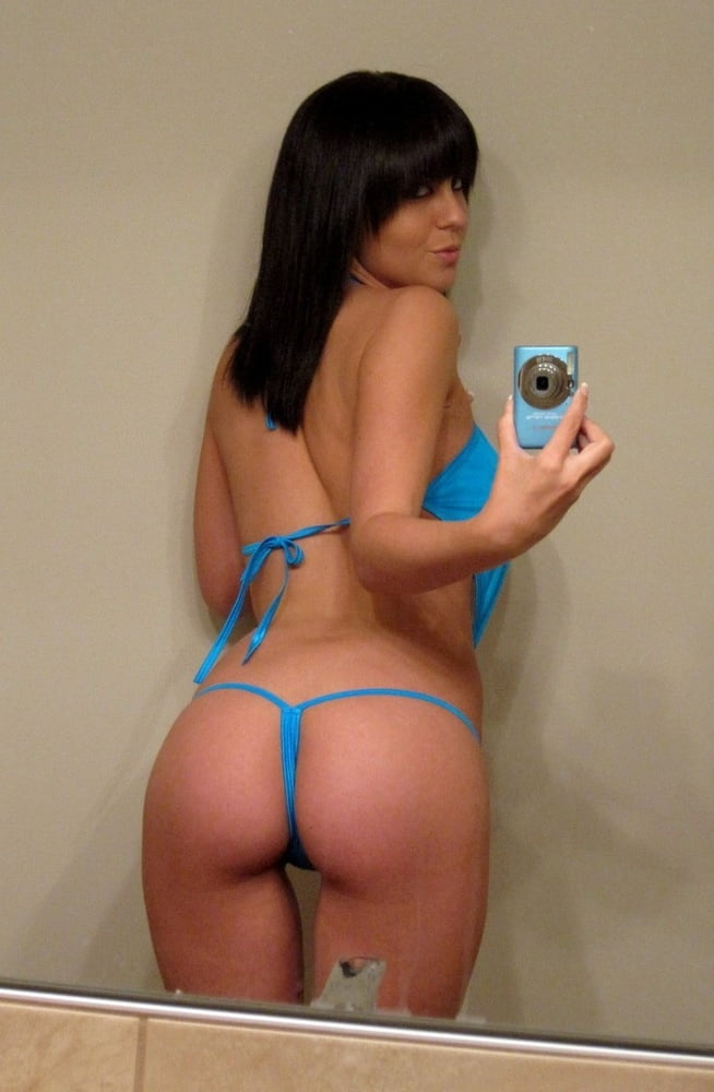 Milf thongs selfies — photo 9