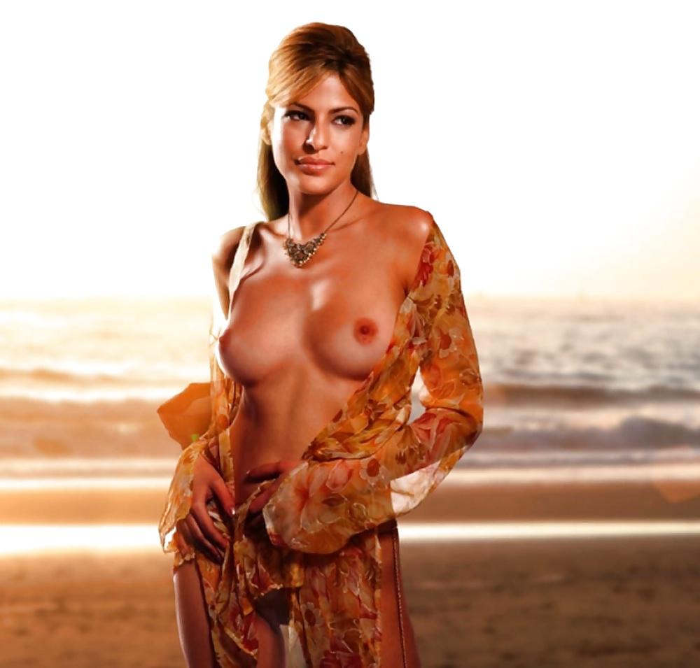 Eva lavrue sexy nipples — pic 15