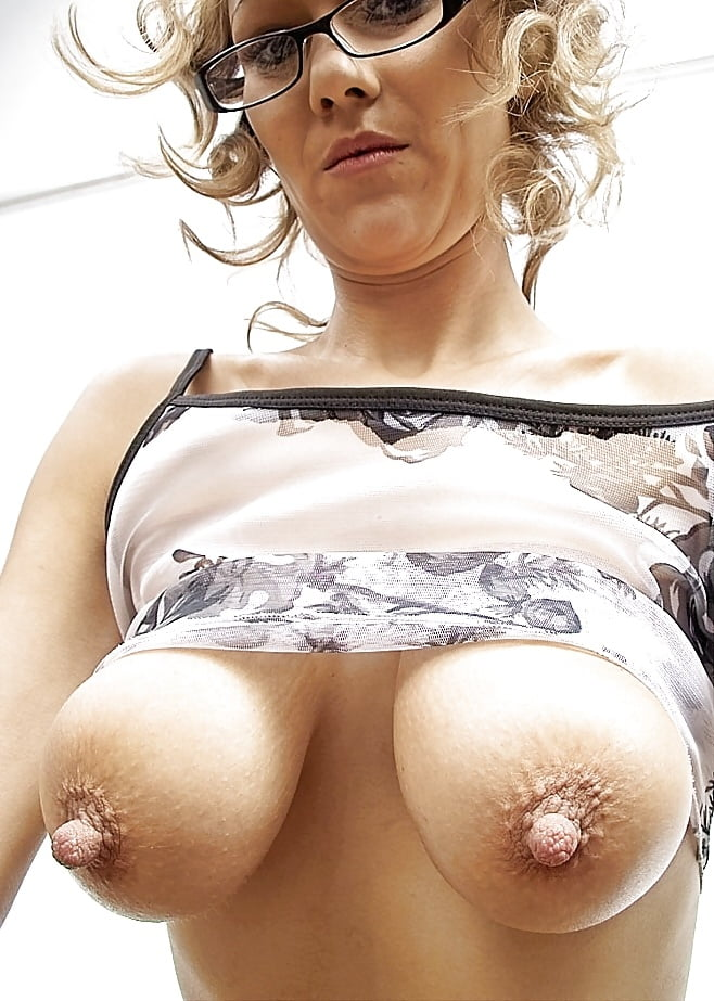 Huge tits large nipples