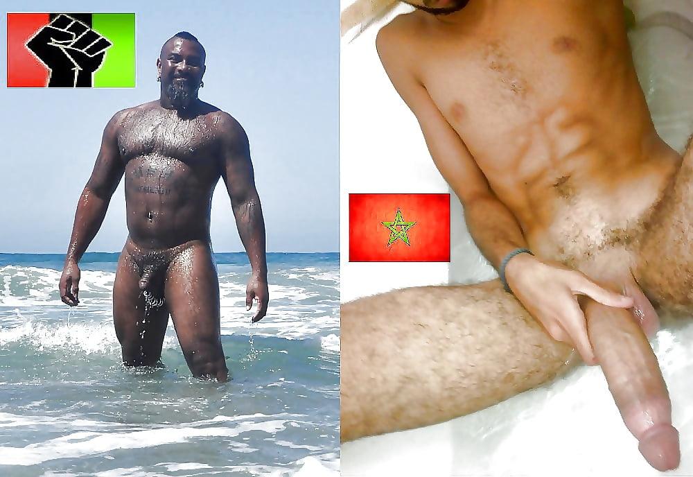 Black men small cocks