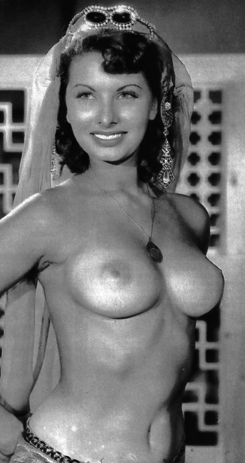 Sophia loren naked sexy vintage photos