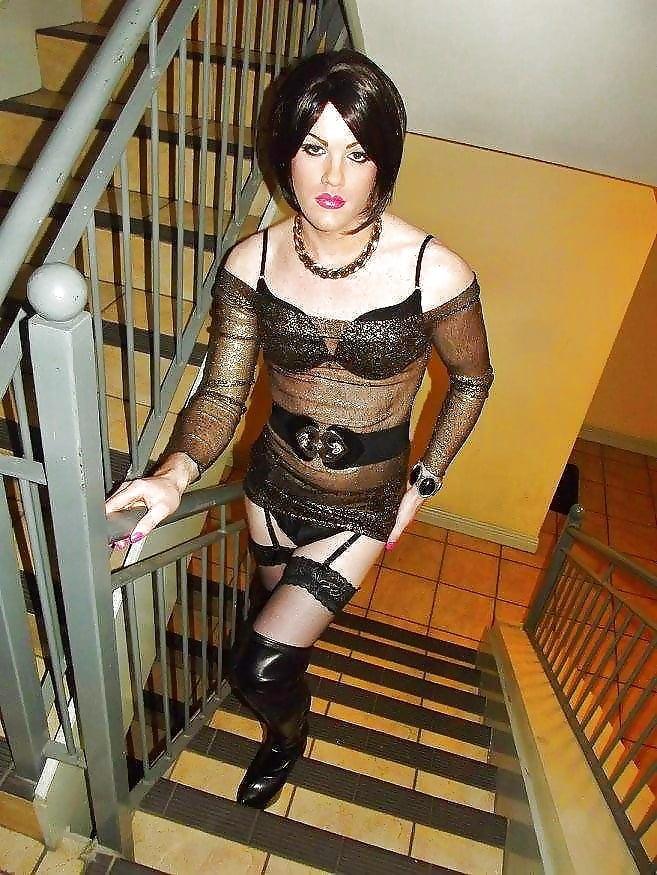 Transvestite Female Style