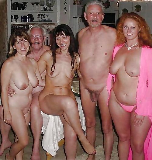 Naked family webcam